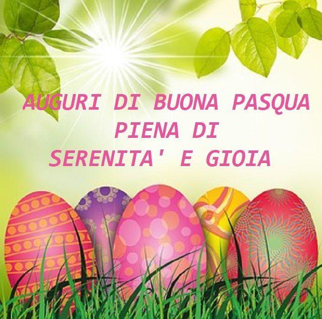 Frasi e immagini di buona Pasqua