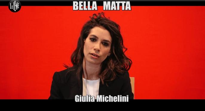 Le Iene, Giulia Michelini sulle molestie: 'Non ho firmato Dissenso Comune, ma sono favorevole'