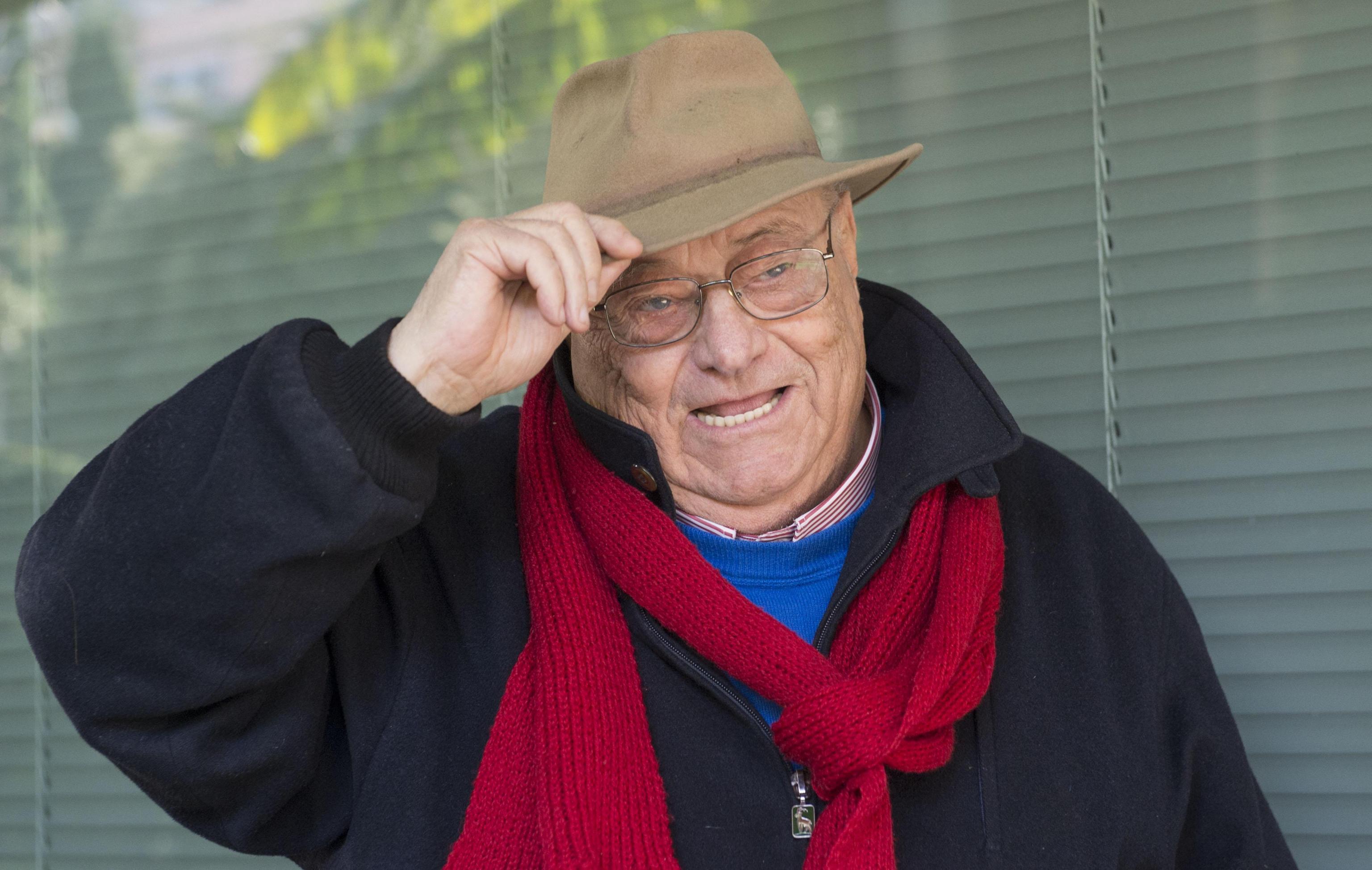 Morto Luigi Necco, storico giornalista di 90° minuto