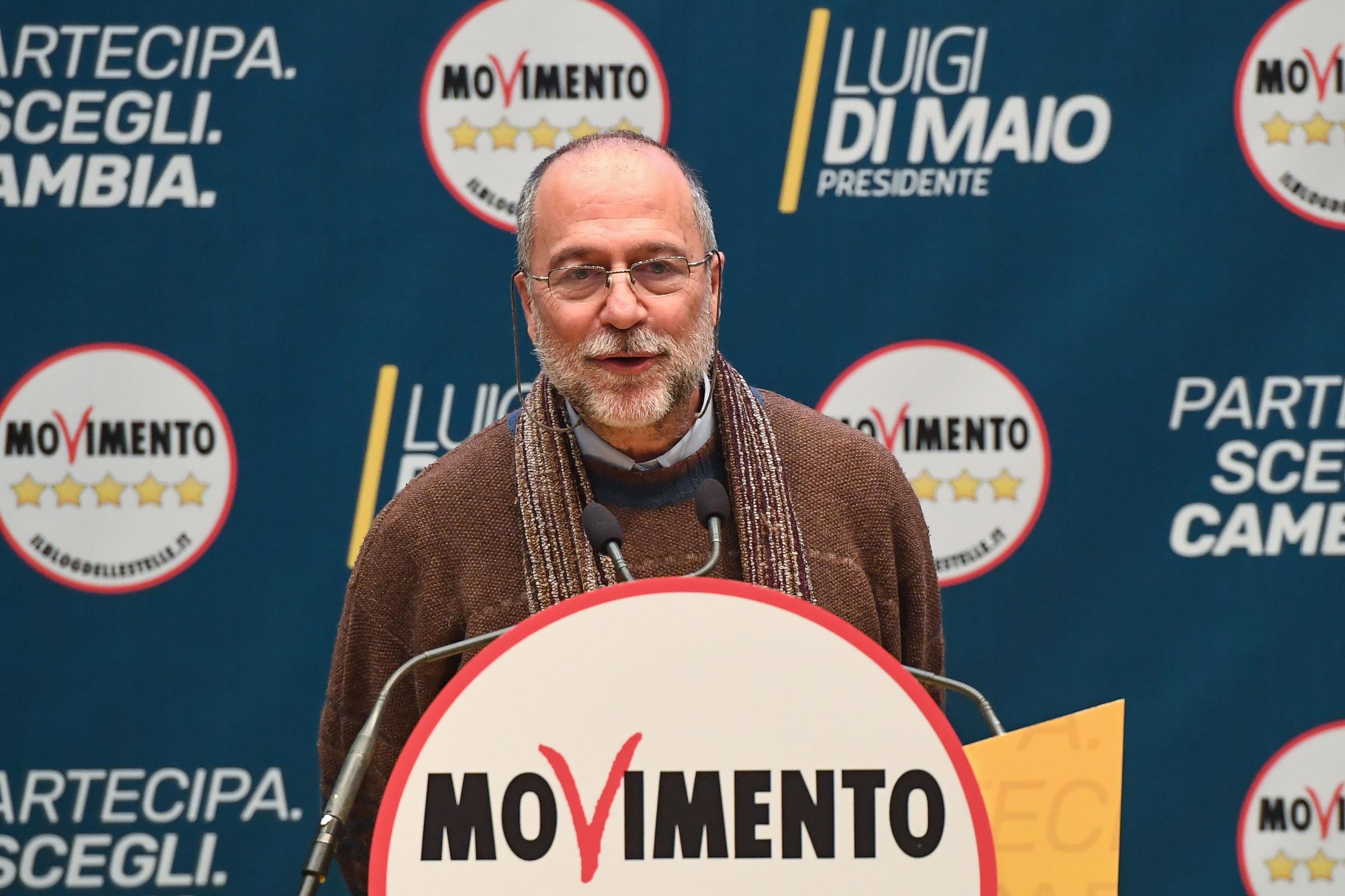 Mauro Coltorti M5S