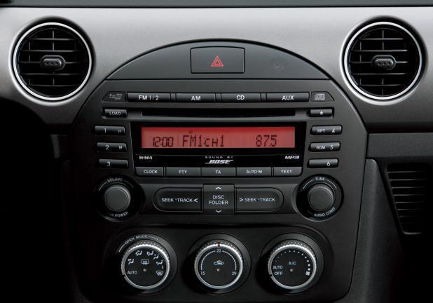 Mazda MX 5 Bose