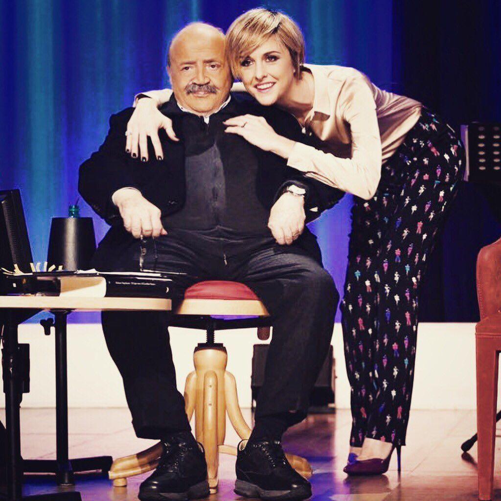 Nadia Toffa al Maurizio Costanzo Show: 'Non si può parlare di guarigione, combatto vivendo'