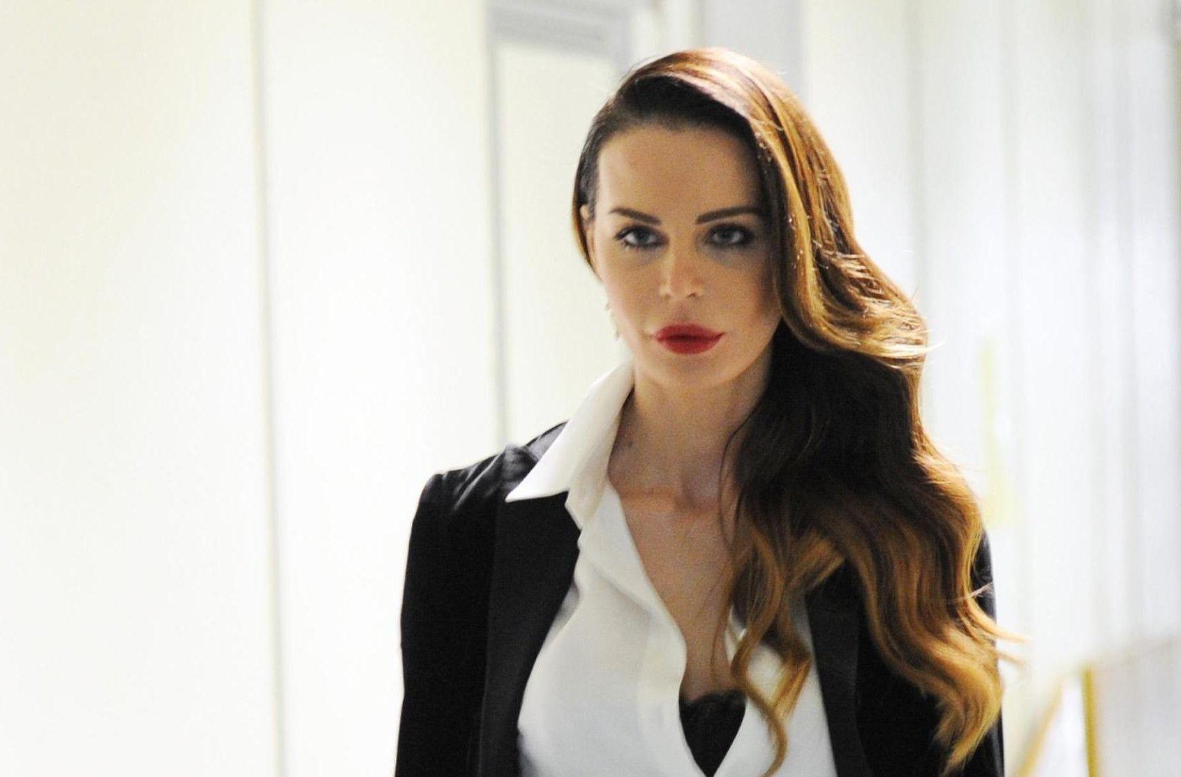Nina Moric accusa Fabrizio Corona: 'Ha un trattamento di favore'