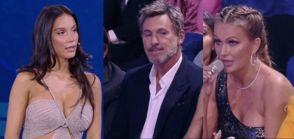 Paola Di Benedetto e Filippo Nardi vs Eva Henger