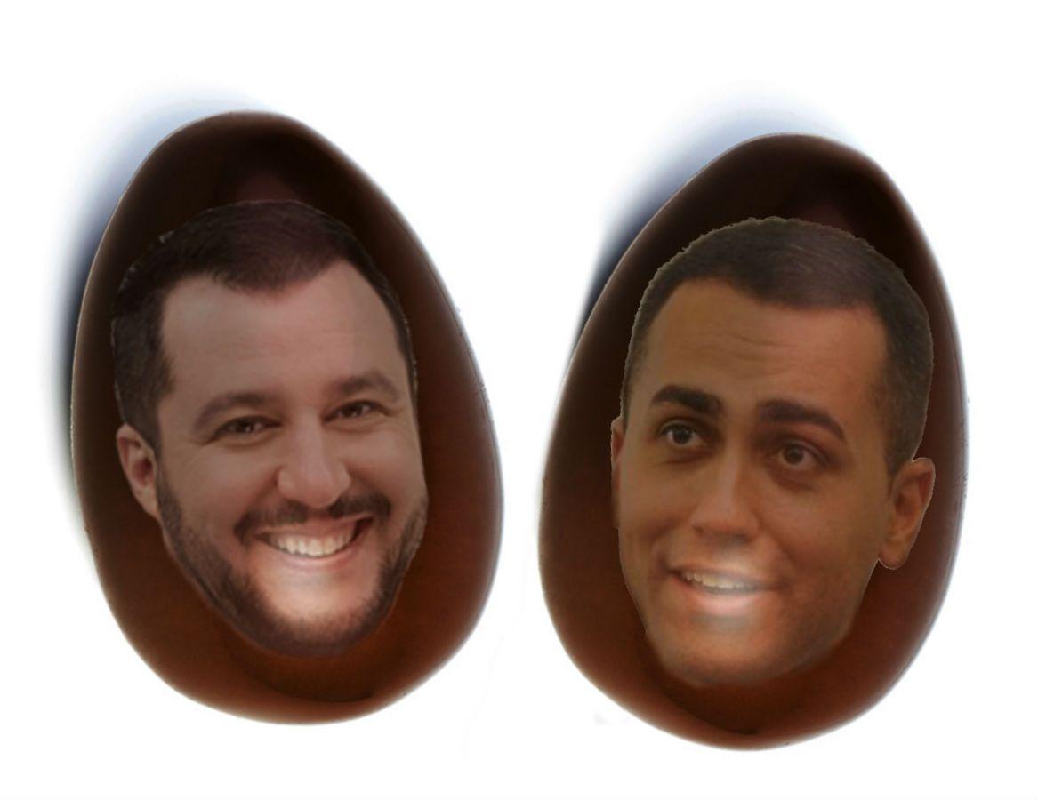 Elezioni 2018: Salvini e Di Maio vincono promettendo sogni