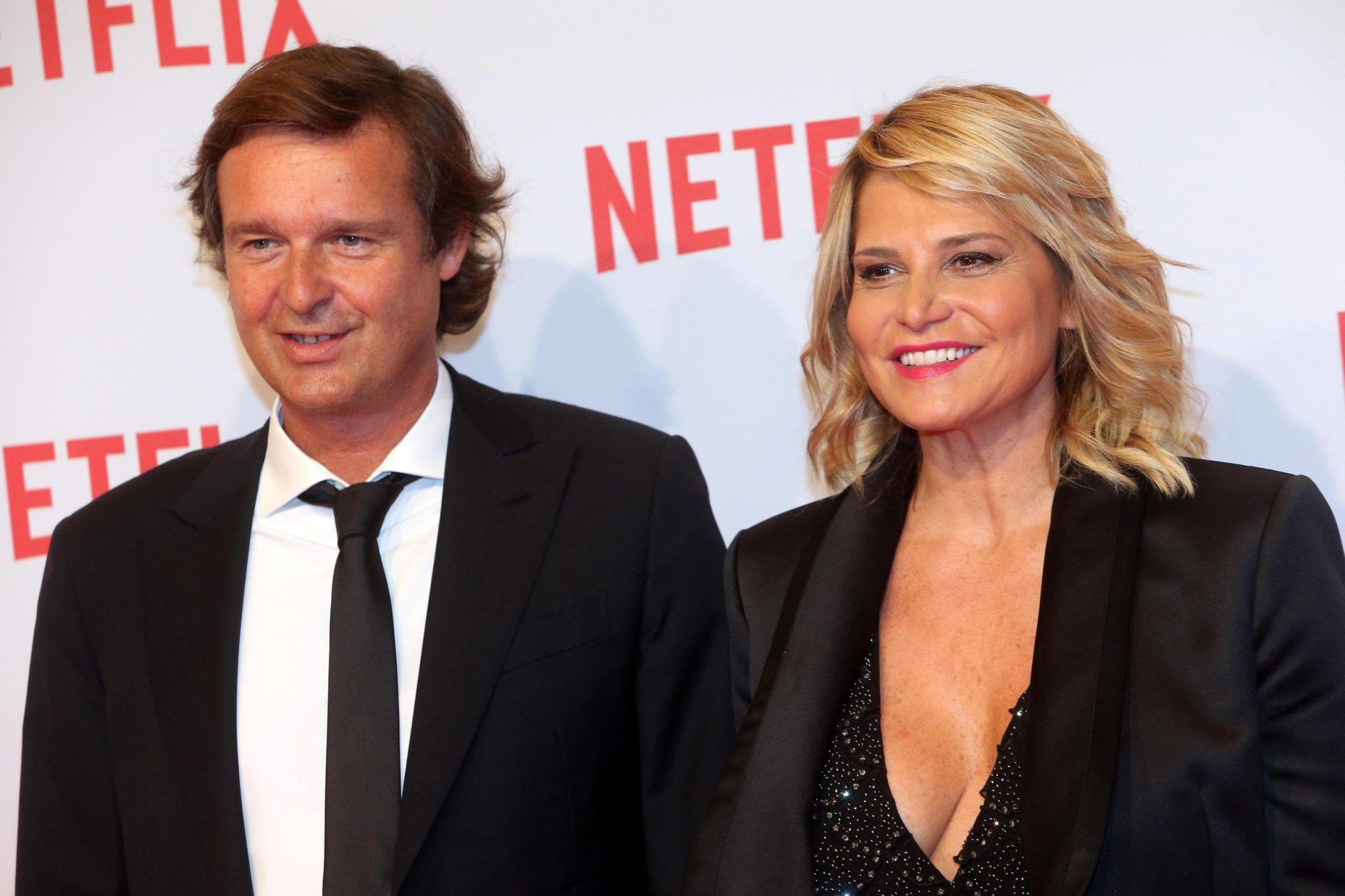 Simona Ventura e Gerò Carraro si sono lasciati