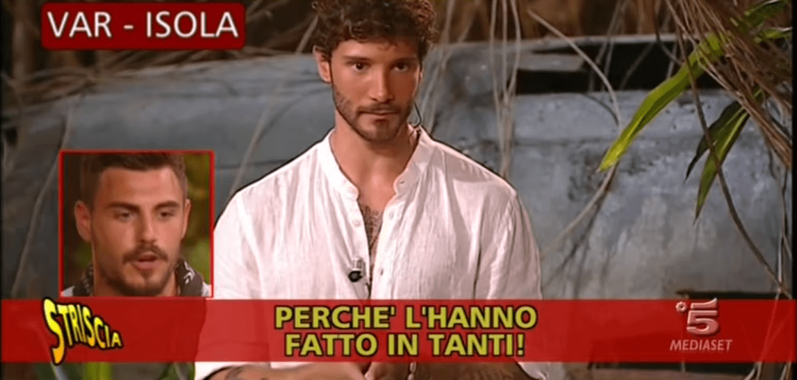 Striscia la notizia inchioda Francesco Monte? Le frasi 'incriminate' sul canna-gate de L'Isola 13