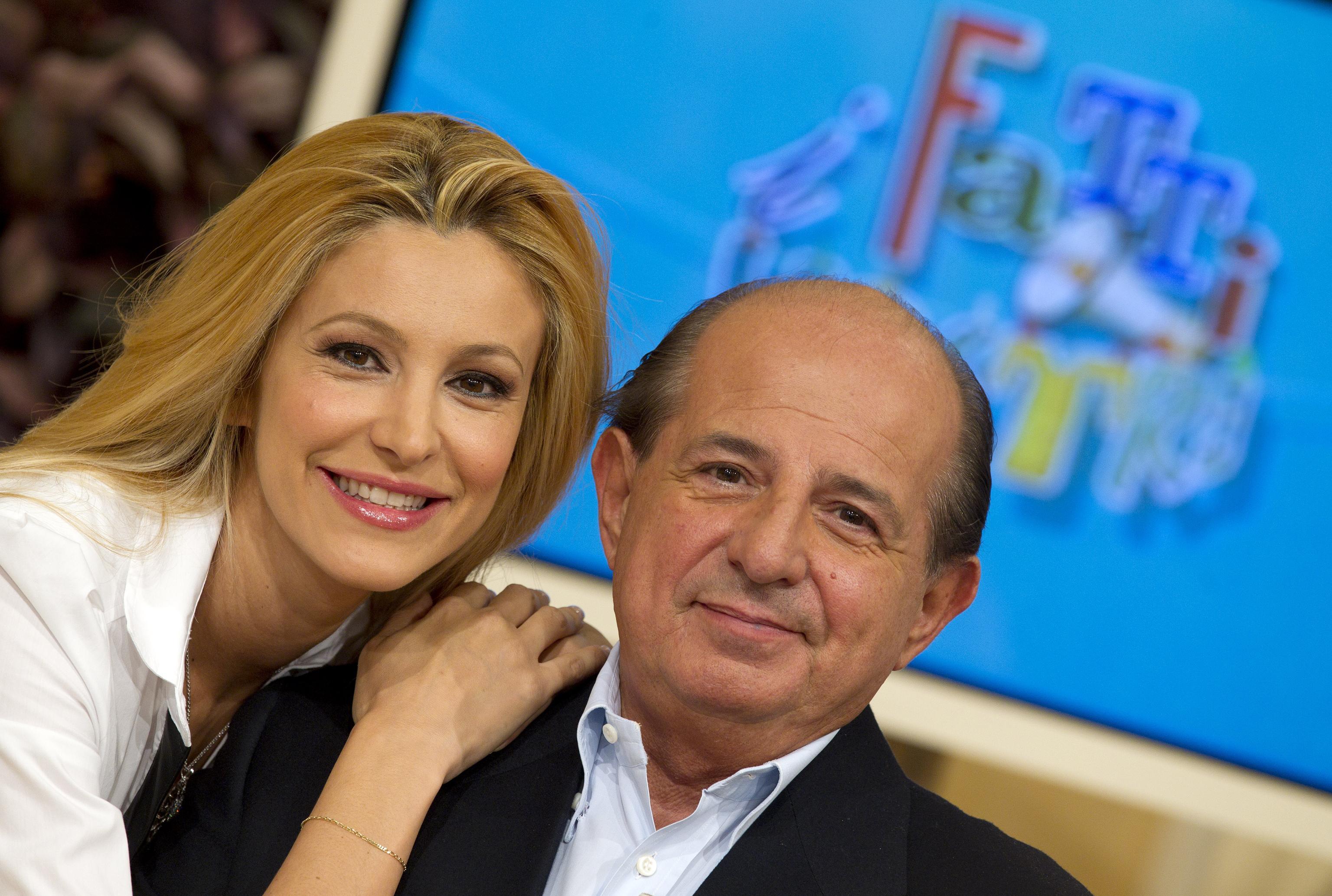 Magalli e Adriana Volpe, la saga continua: il conduttore punzecchia la collega a I Fatti Vostri