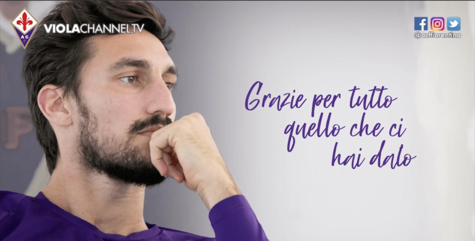 Jovanotti, la dedica per Davide Astori: 'Di fronte all'impensabile non ci sono parole giuste'