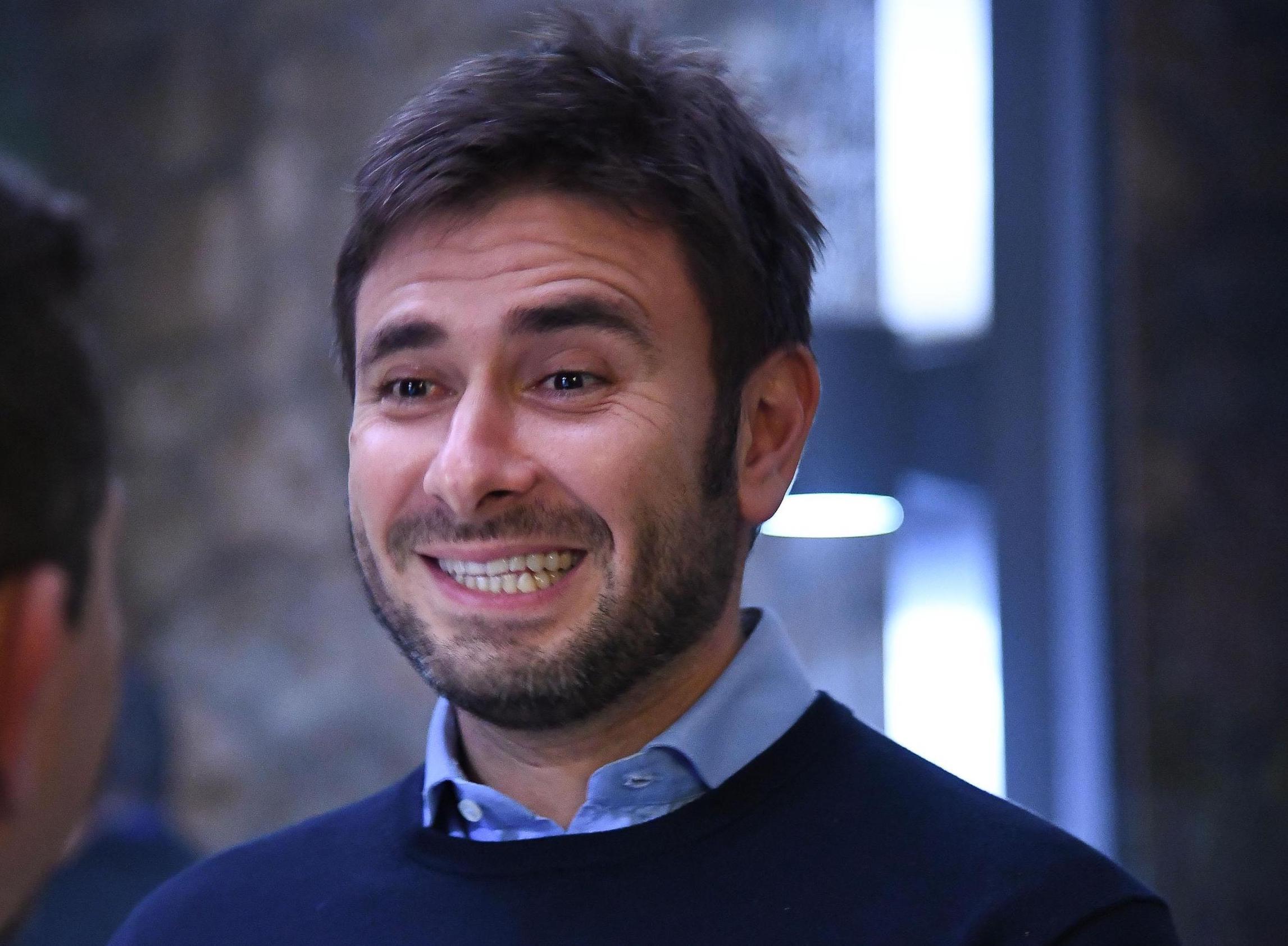 Alessandro Di Battista M5S