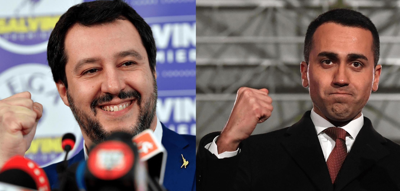 Elezioni politiche 2018, Salvini e Di Maio esultano: le dichiarazioni dei big