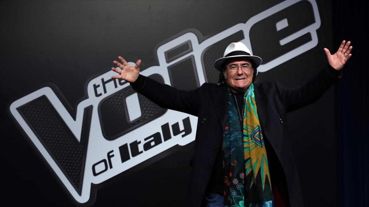 The Voice of Italy 2018 Albano Carrisi 8216La voce non basta devi saper emozionare8217