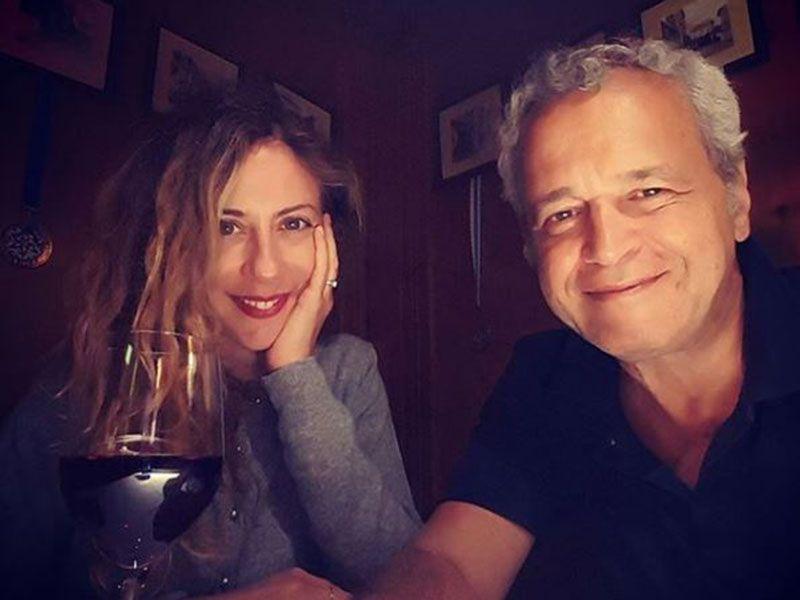 Francesca Fagnani: 'Enrico Mentana? Poco romantico ma molto premuroso'