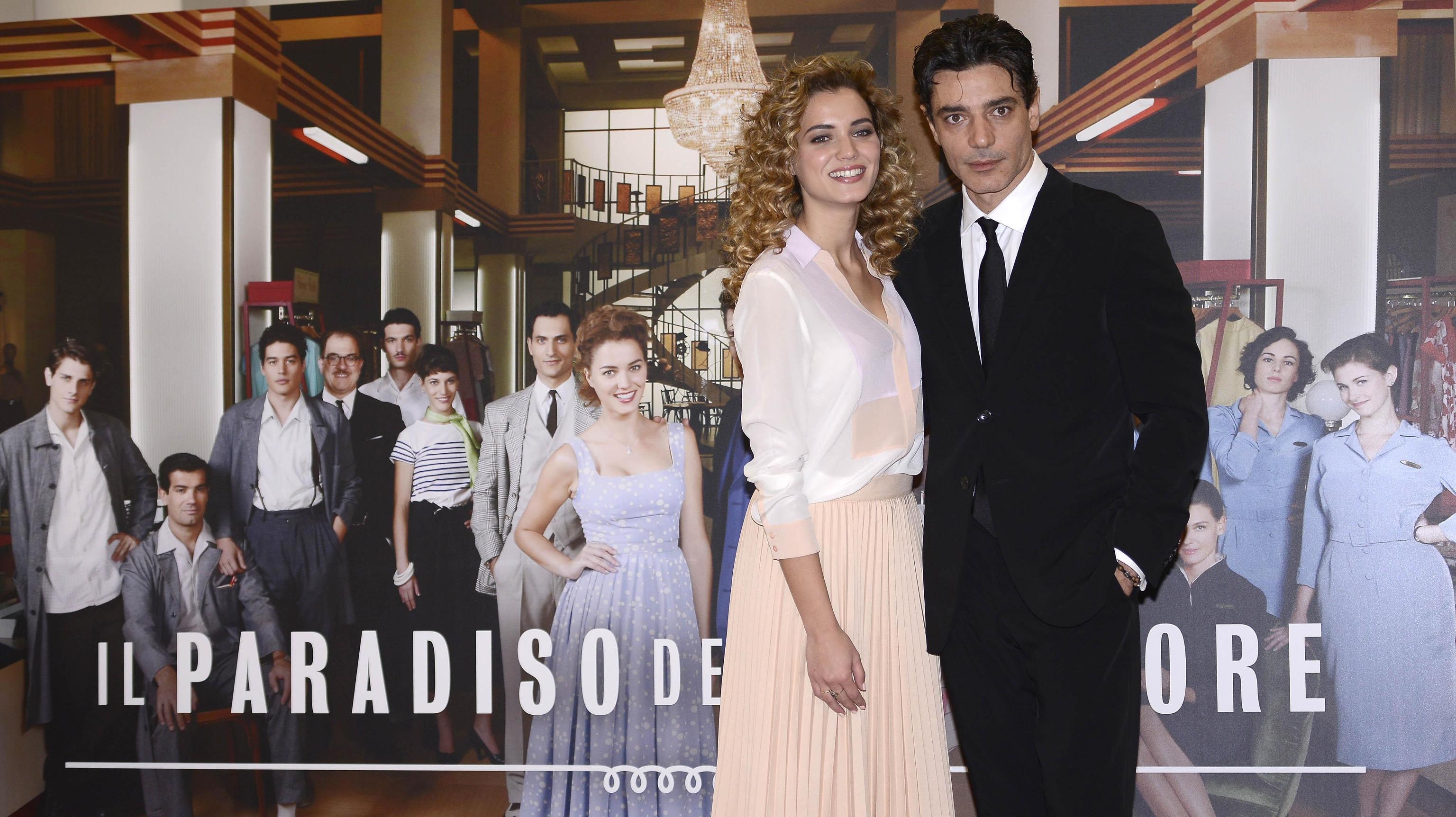 Fiction Rai, Il Paradiso delle Signore 3 non si girerà a Torino: saltano 180 puntate