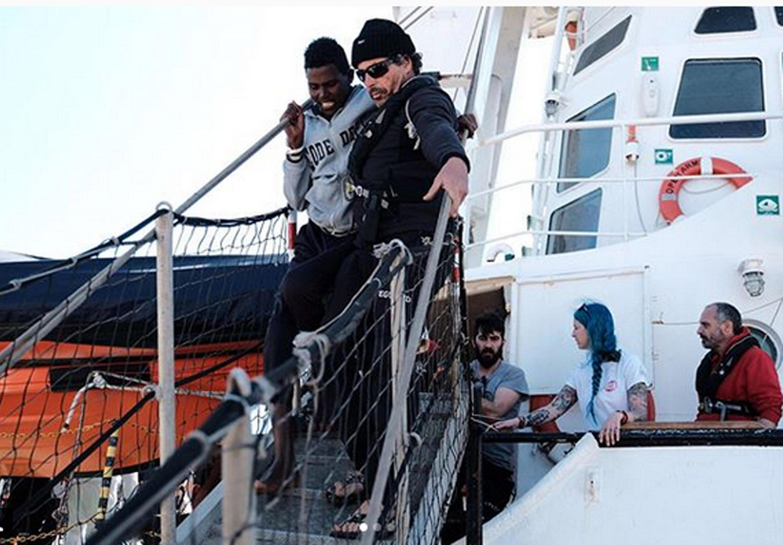 Migranti: muore per fame 22enne giunto ieri a Pozzallo
