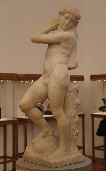 opere d'arte incompiute david apollo michelagelo