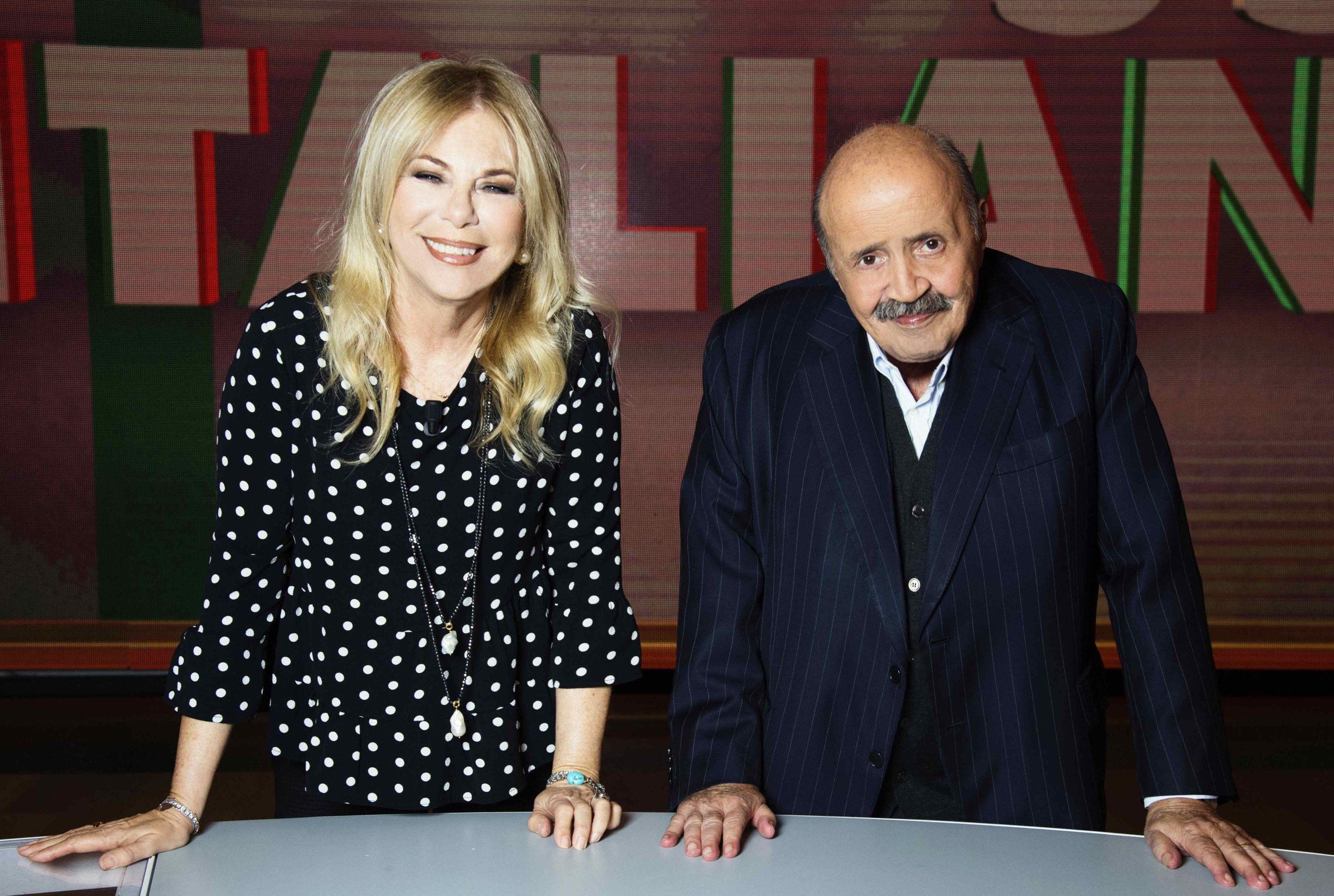 Ieri Oggi italiani, il nuovo 'salotto' di Rete4