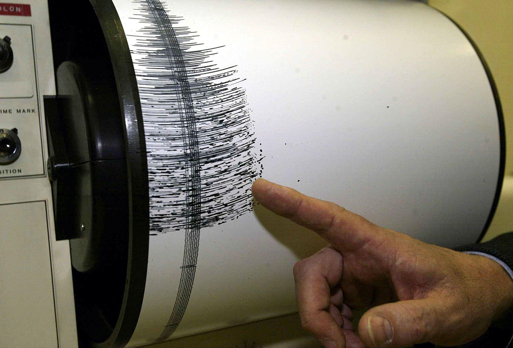 Terremoto a Pozzuoli, sciame sismico nell'area dei Campi Flegrei
