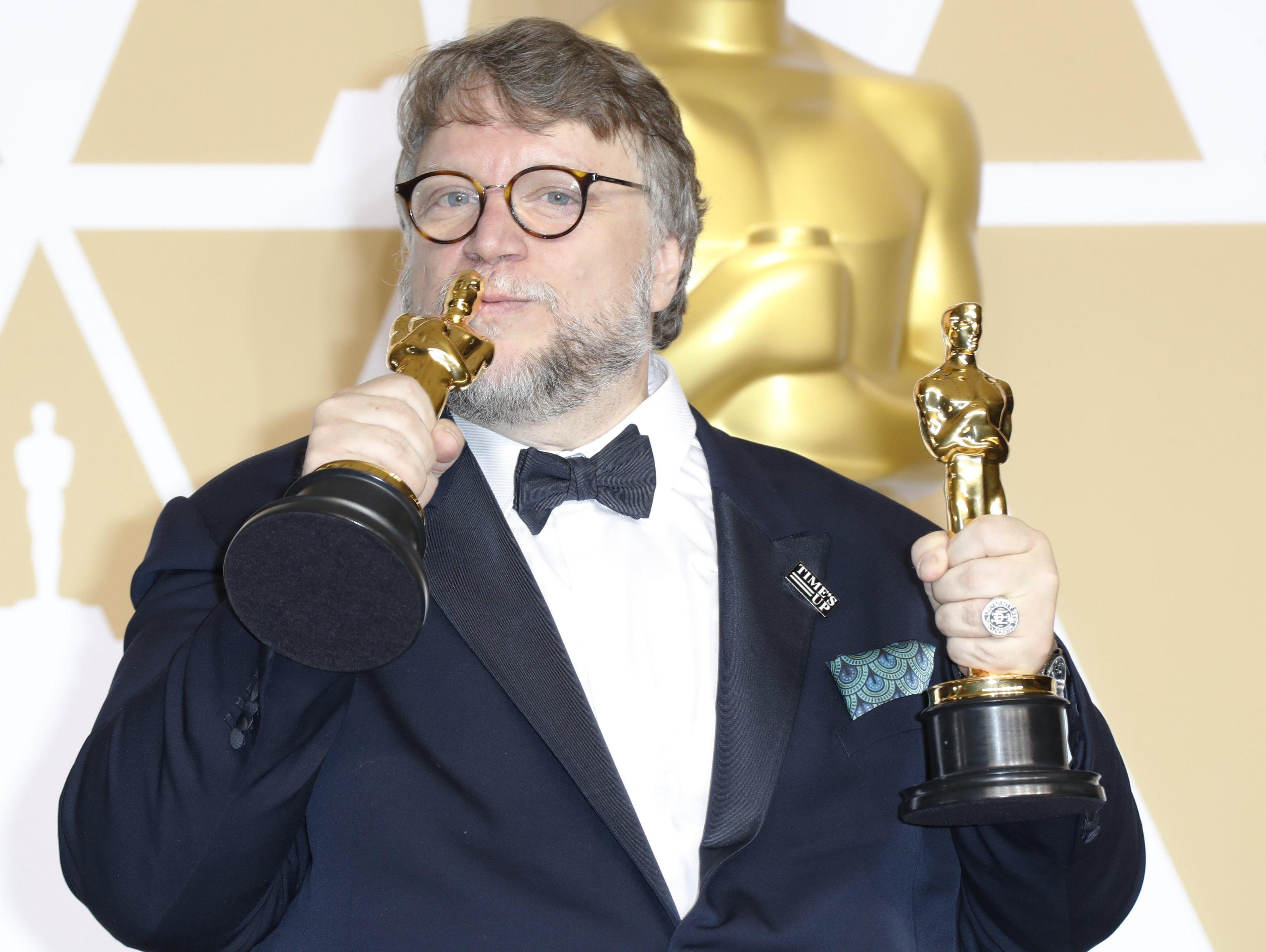 The Shape of Water vince 4 Oscar, il trionfo di Guillermo Del Toro