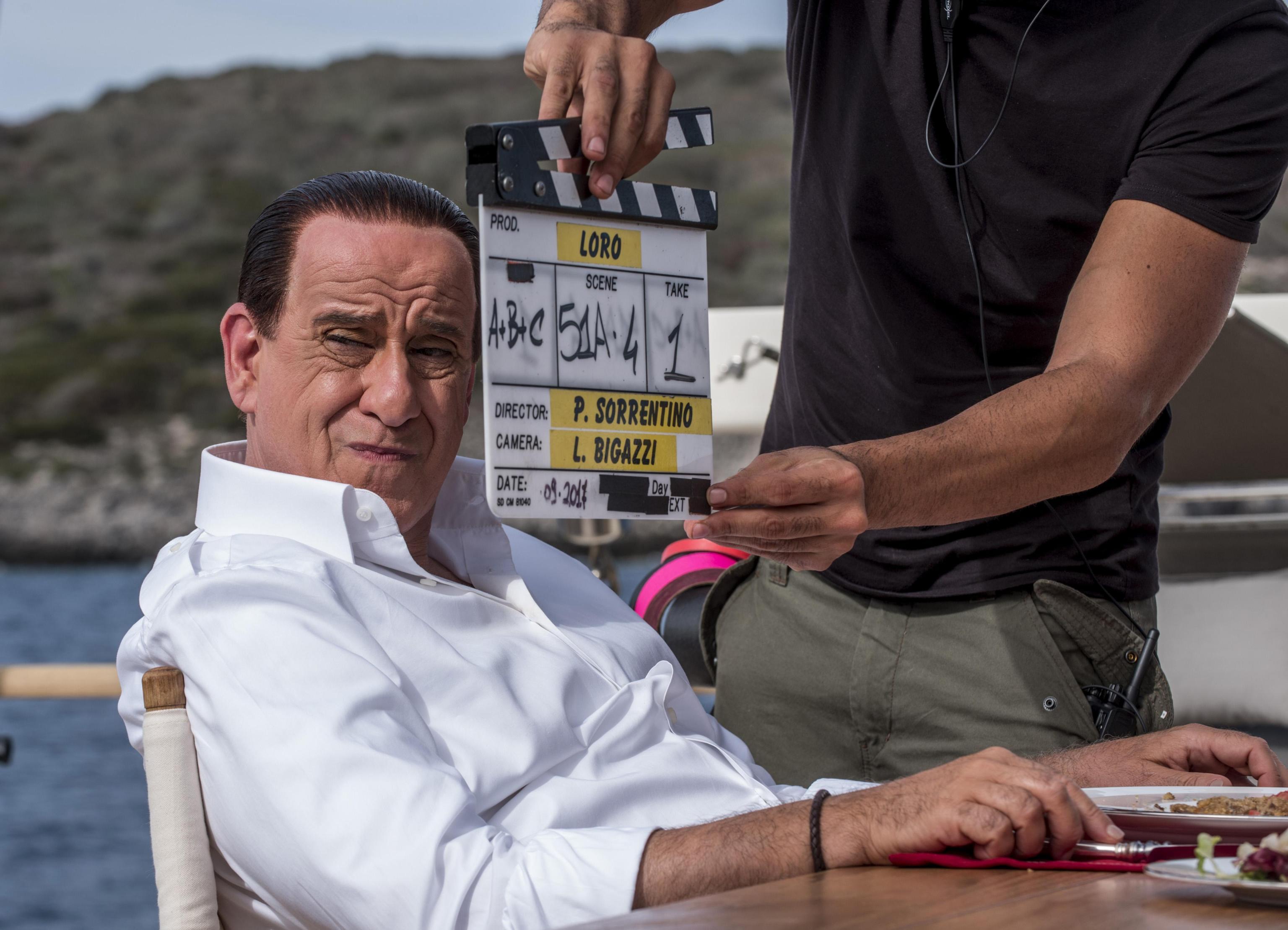 Loro: teaser trailer del film di Paolo Sorrentino su Silvio Berlusconi