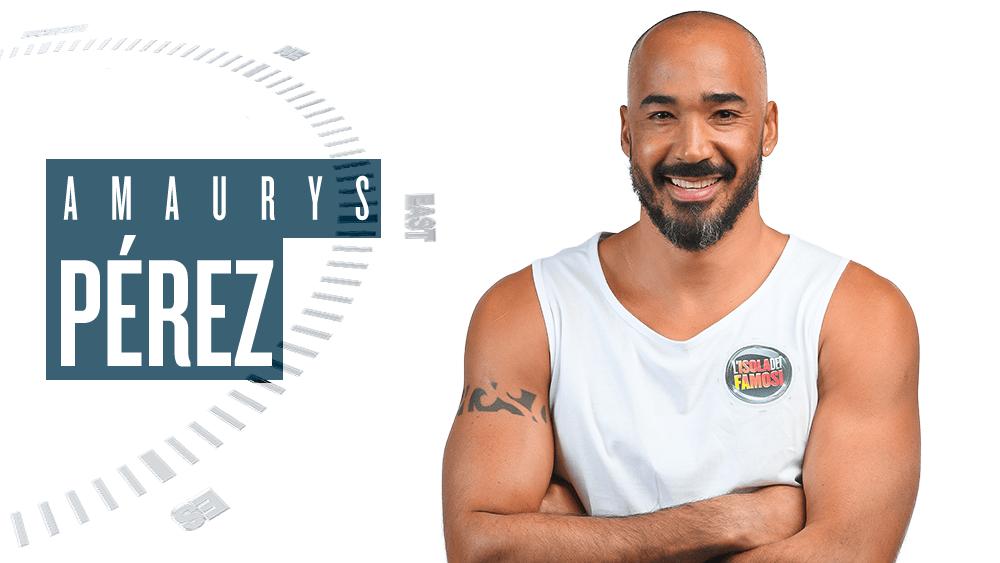 Amaurys Perez, malore su L'Isola dei famosi