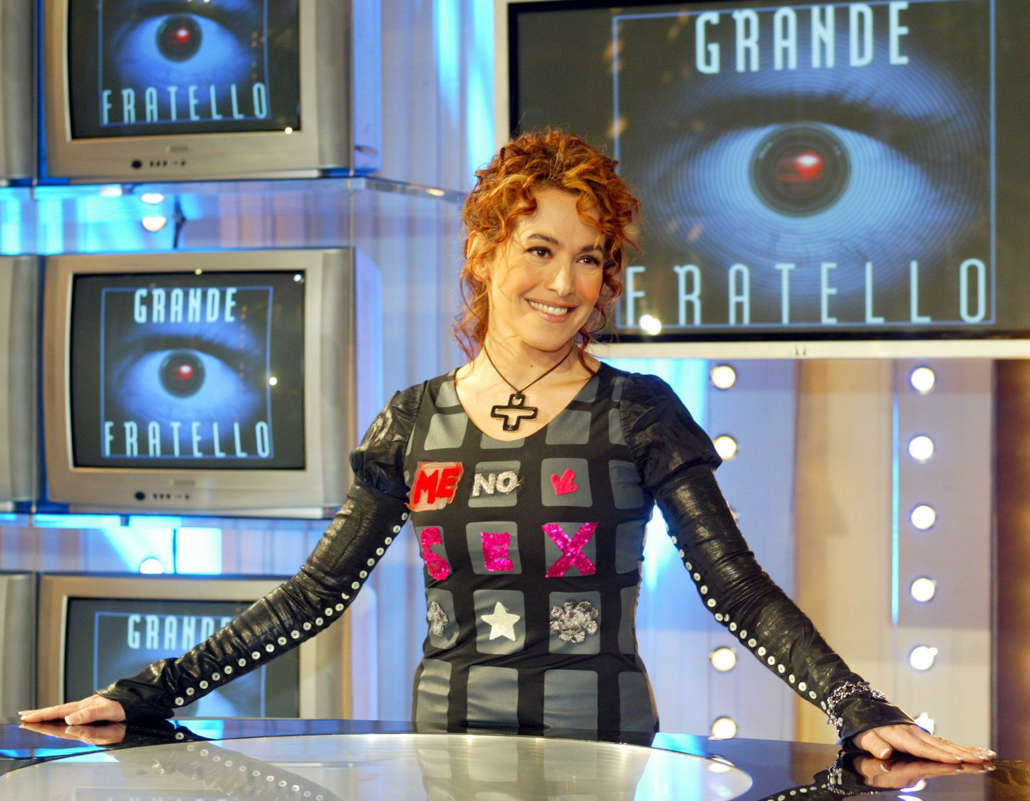 Barbara D'Urso conduttrice del Grande Fratello