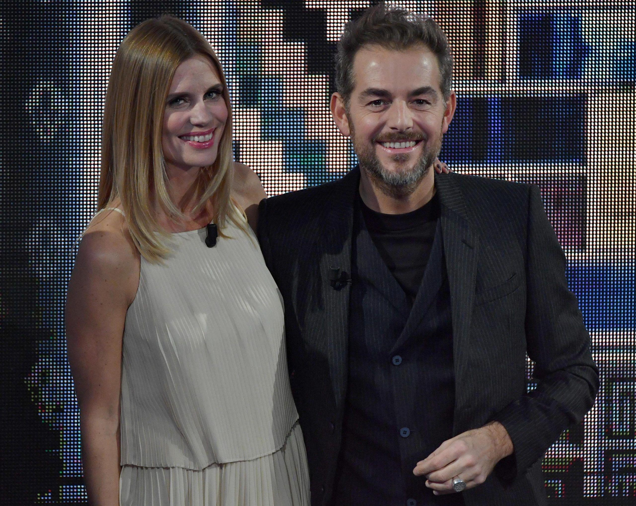 Daniele Bossari e Filippa Lagerback si sposano l'1 giugno 2018