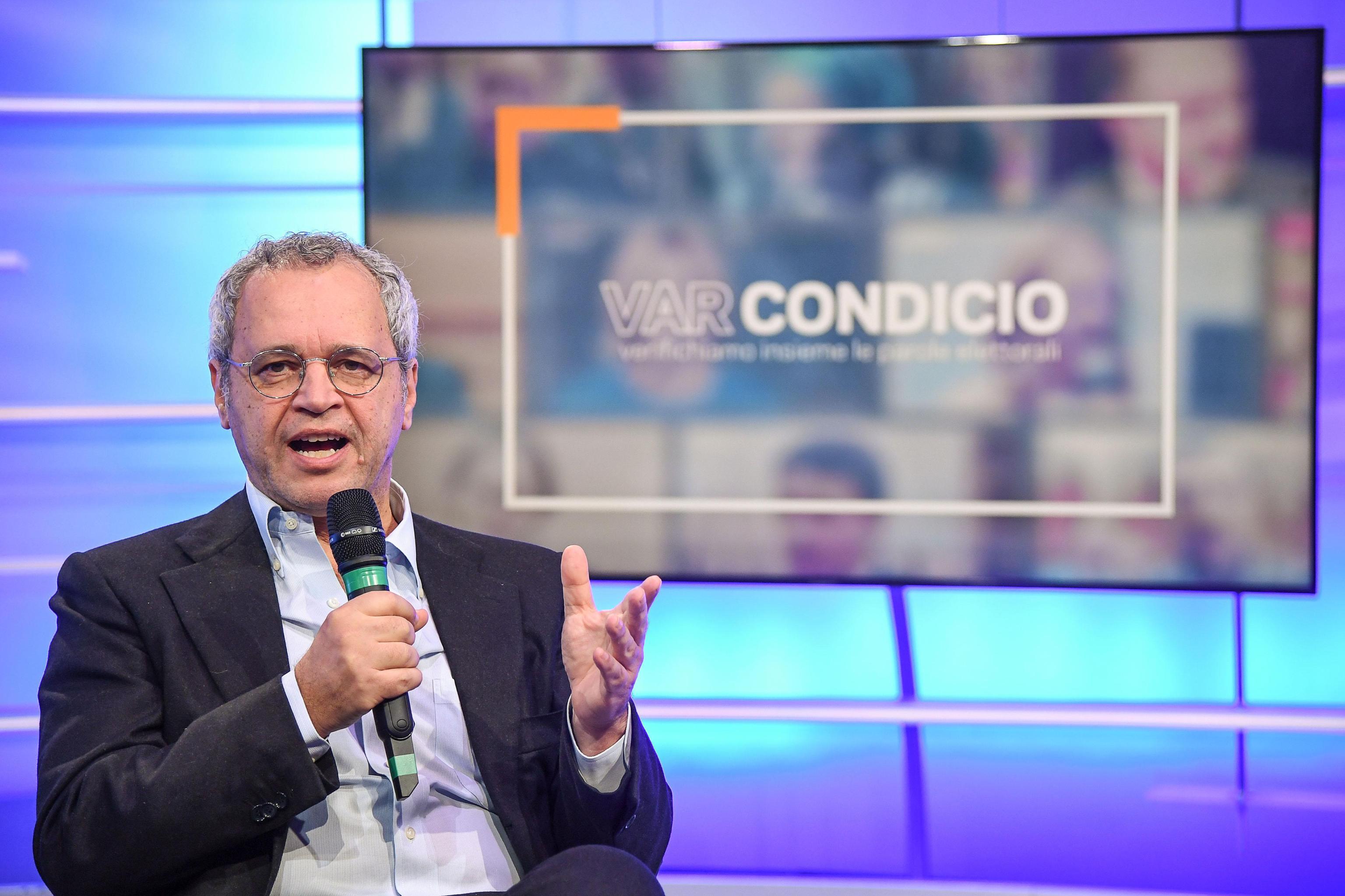 Enrico Mentana: 'Nonno a mia insaputa! Magari fosse vero…'