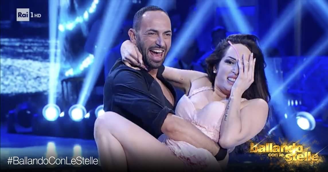 'Ballando con le stelle', scoppia di nuovo il caso Gessica Notaro