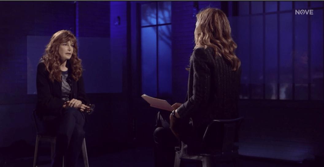 Giuliana De Sio a Belve: 'In Rai assente da 30 anni. Lavorare con Garko? Esperienza del terzo tipo'