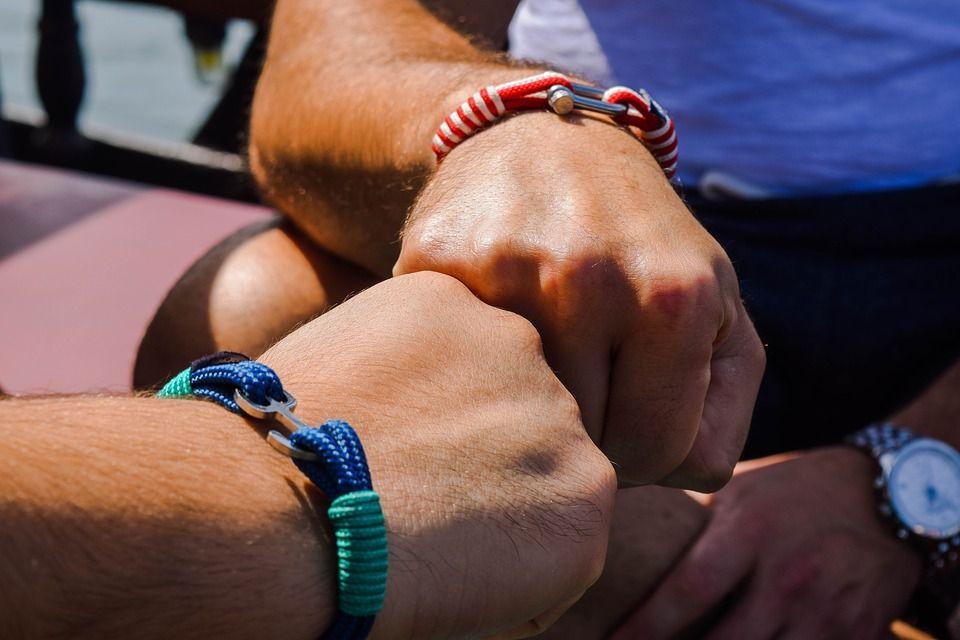 Immagini amicizia vera bracciali