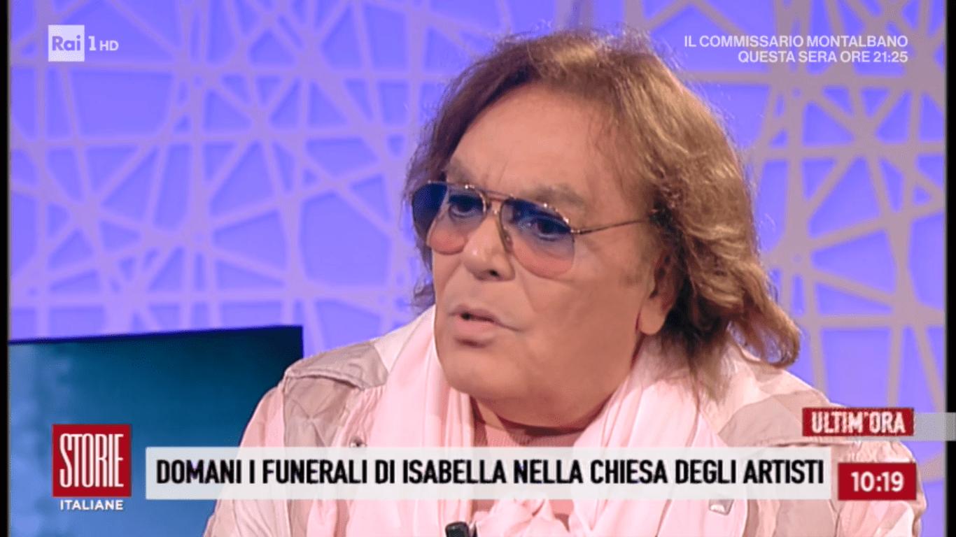 Leopoldo Mastelloni: 'Non voglio finire come Isabella Biagini'