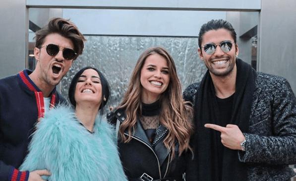 Luca Onestini su Andrea Damante e Giulia De Lellis: 'Ho il cuore spezzato'