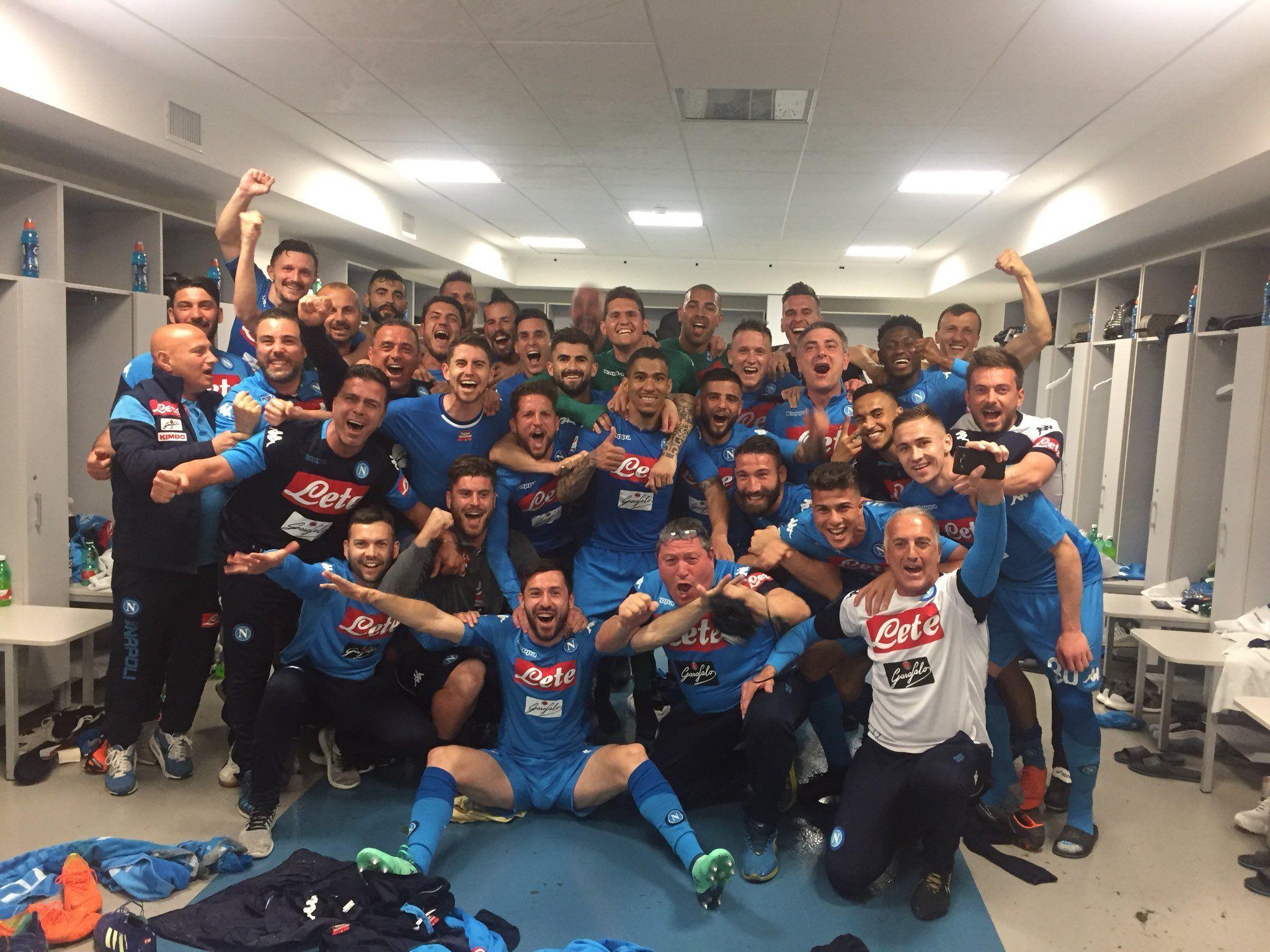 Colpo scudetto del Napoli allo Juventus Stadium, c'è una città in festa