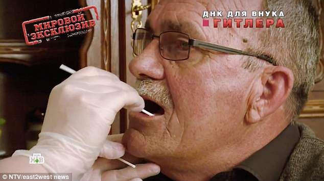 Philippe Loret saliva