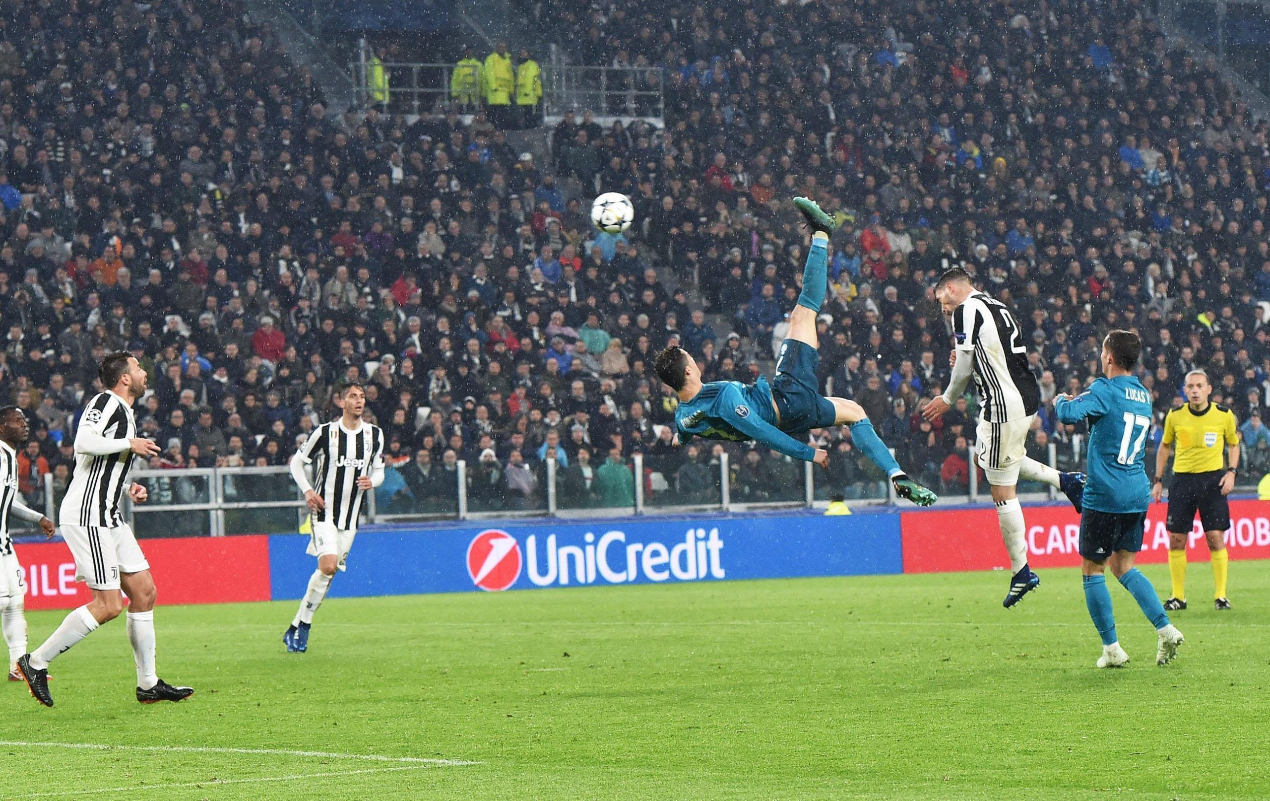 Rovesciata Ronaldo