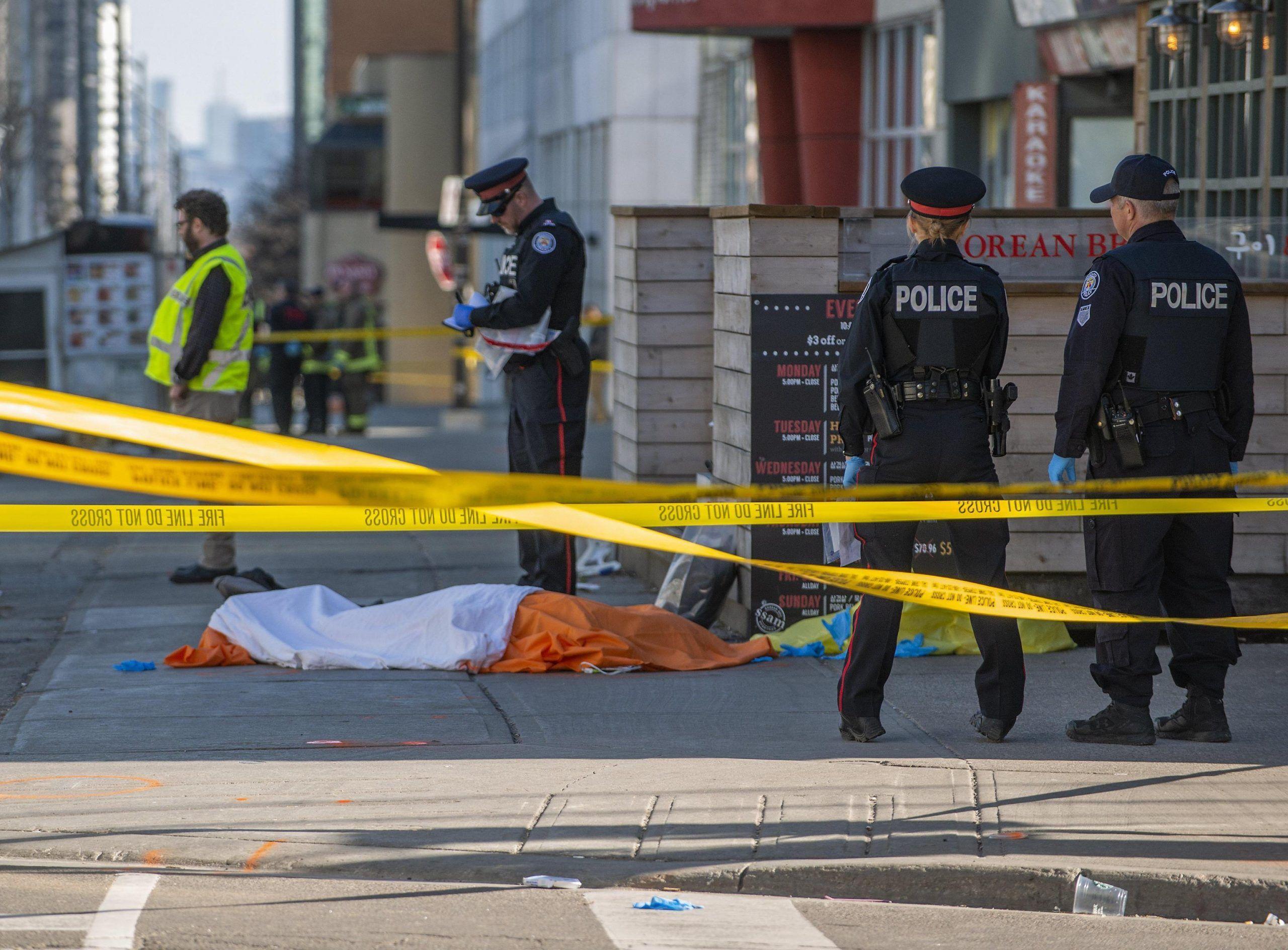 Strage di Toronto il killer è uno studente