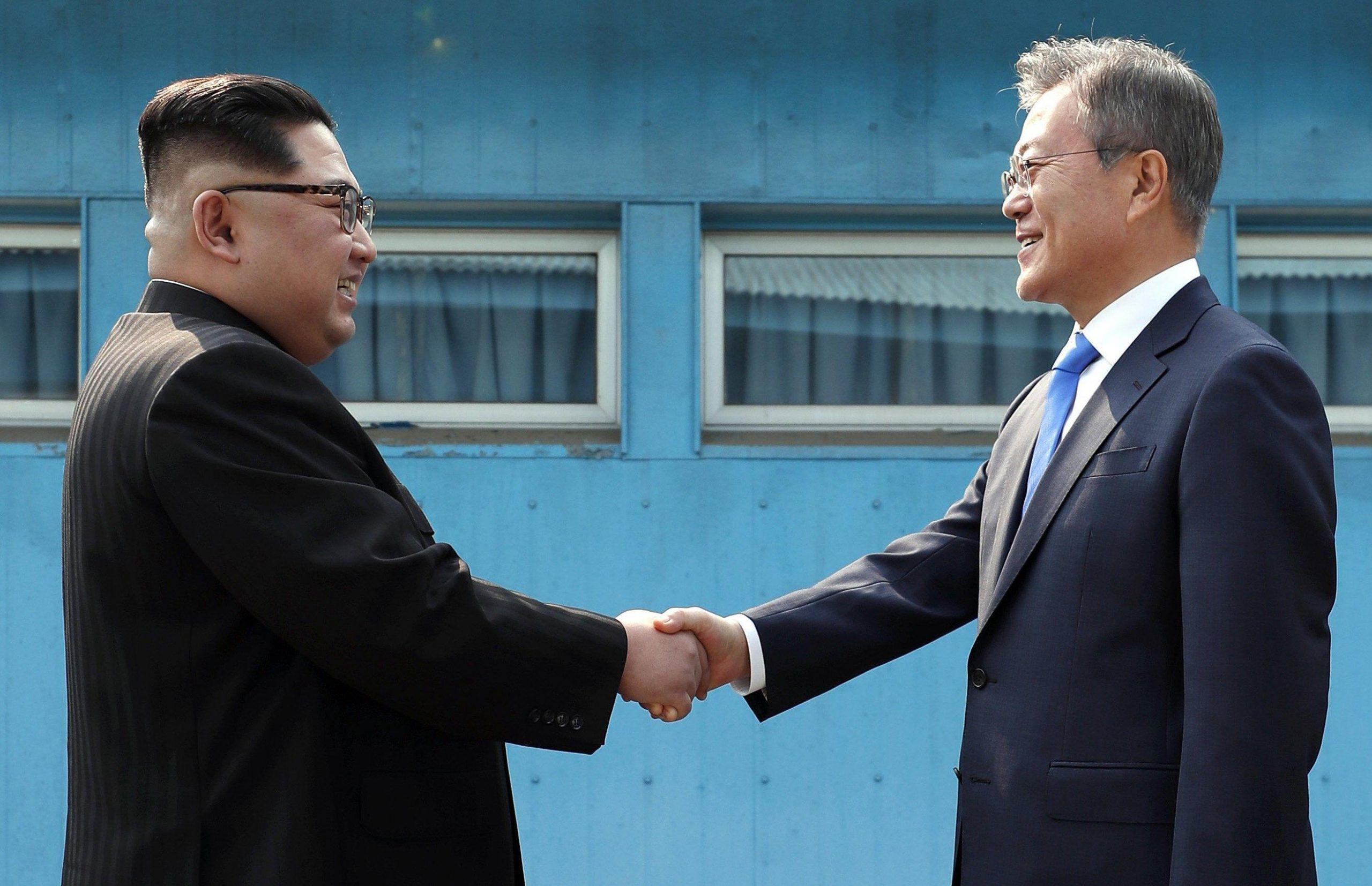 Presidenti coreani