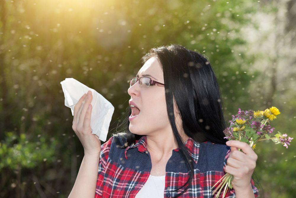 alimenti che calmano i sintomi allergia