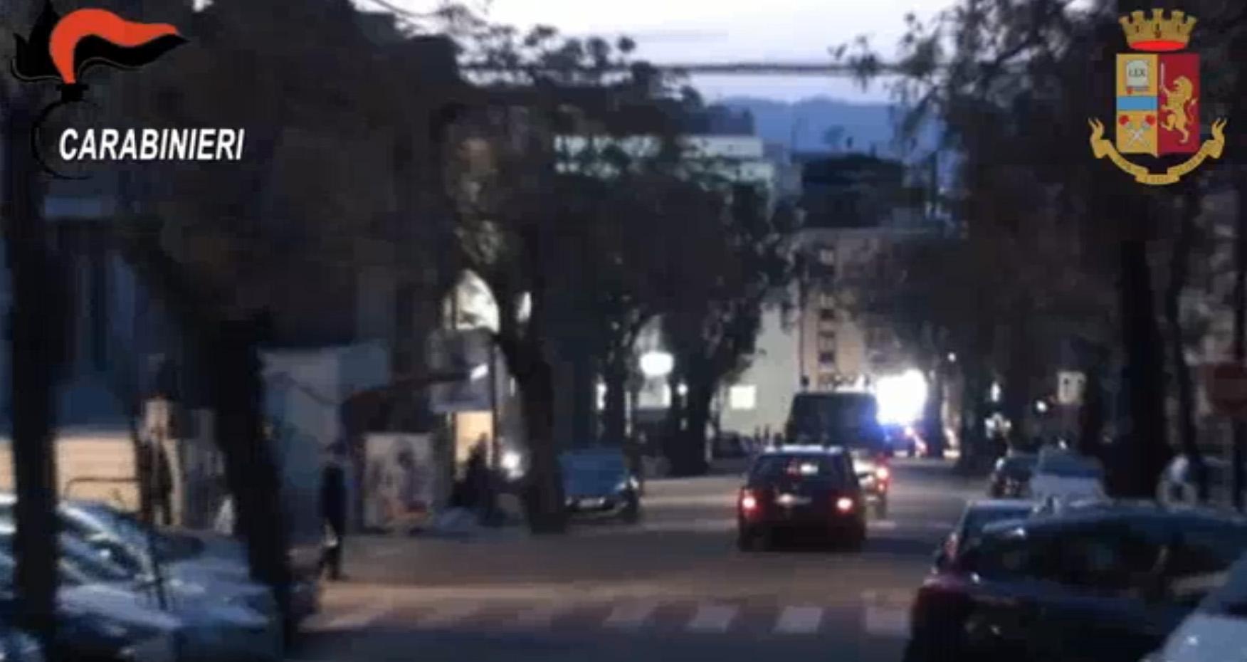 Mafia:colpo a rete Messina Denaro,22 fermi in Sicilia
