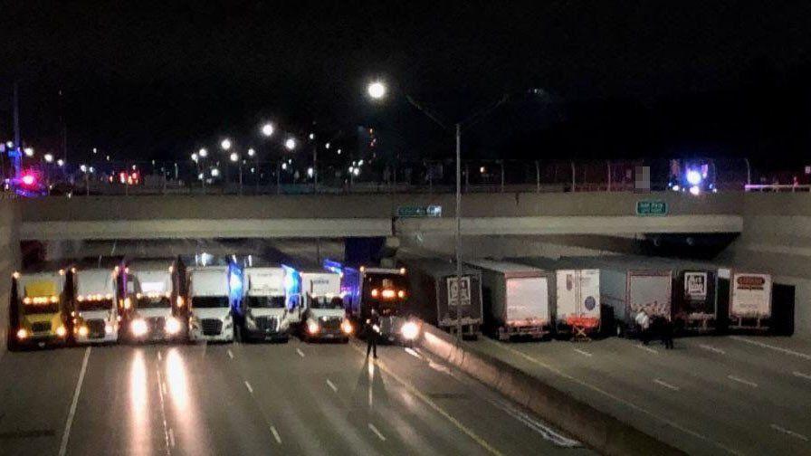 aspirante suicida autostrada