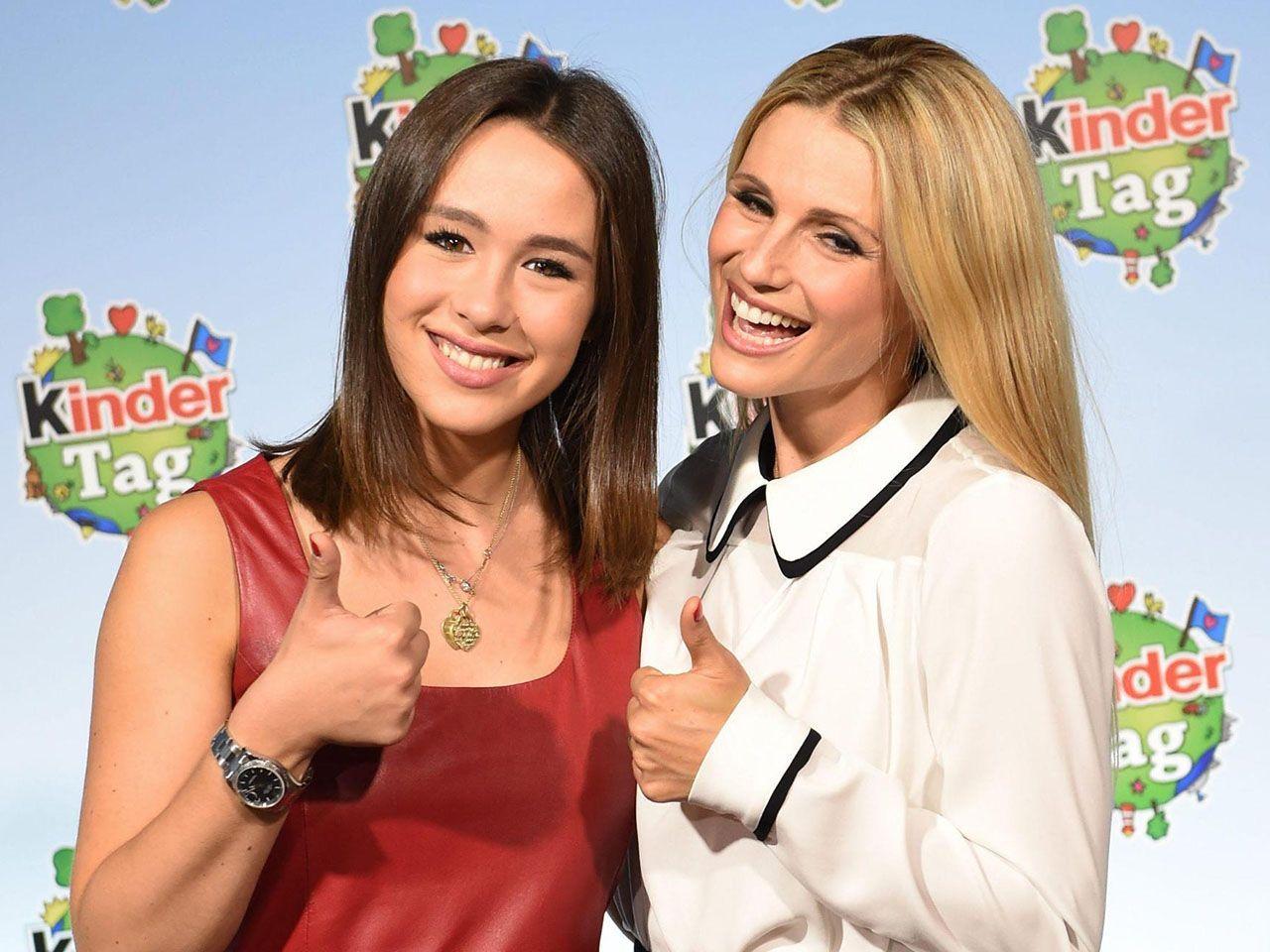 Michelle Hunziker e Aurora Ramazzotti in Vuoi Scommettere? Prima volta insieme in TV