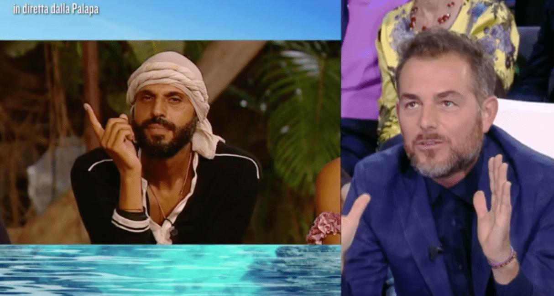 L'Isola dei Famosi 2018, Daniele Bossari contro Jonathan: 'Sei cambiato!'