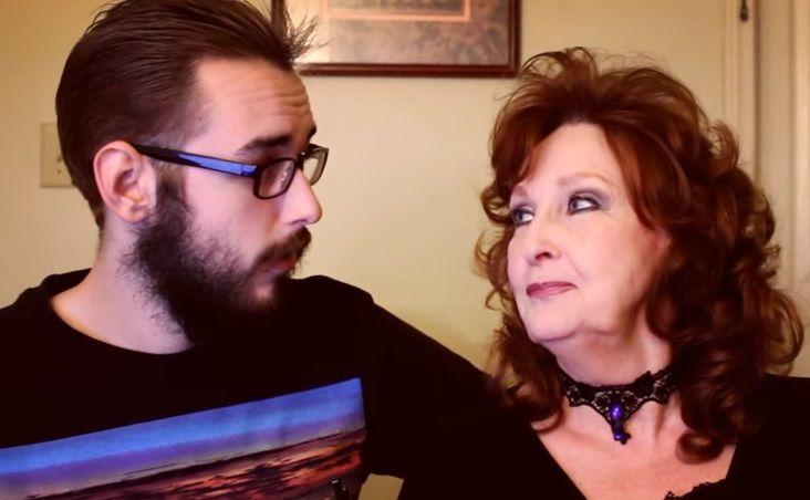 Ragazzo di 19 anni sposato con donna di 72: la storia di Gary e Almeda