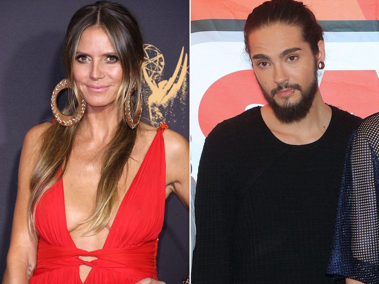 Heidi Klum e Tom Kaulitz stanno insieme