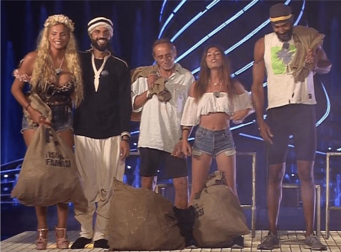 Isola dei Famosi 2018, il vincitore è Nino Formicola