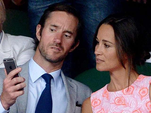 Pippa Middleton incinta: la sorella di Kate sarà mamma per la prima volta