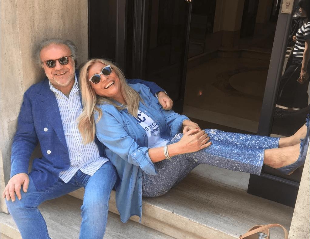 Mara Venier e Jerry Calà insieme su Instagram: 'Gente come noi che ancora si vuol bene'