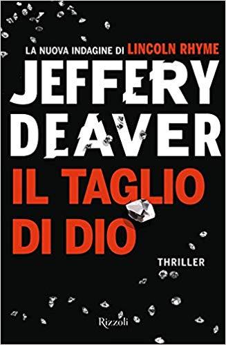 libri 2018 thriller il taglio di dio