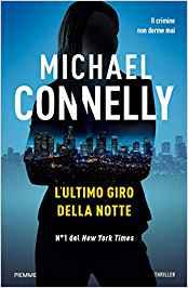 libri 2018 thriller l'ultimo giro della notte